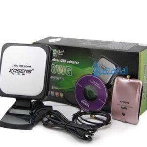 pazari4all.gr-KASENS KS-990WG κεραία ασύρματη USB 6000MW με τον οδηγό κεραίας BT10 60dBi