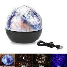 pazari4all.gr-Φωτιστικό για Μαγευτική Ατμόσφαιρα – Magic Diamond Projection Lamp