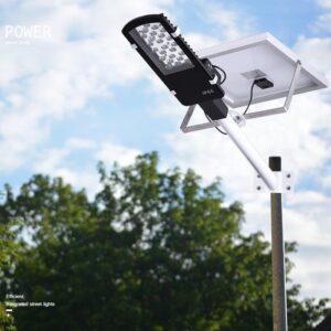 pazari4all.gr-Ηλιακό σύστημα φωτισμού εξωτερικού χώρου με 30 LED SMD 12V Αδιάβροχο SY-30