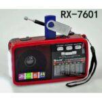 pazari4all.gr-Φορητό Bluetooth USB/SD Mp3 Player Multimedia Speaker, FM Radio & Φακός LED RX-7600