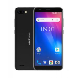 """pazari4all.gr ULEFONE Smartphone S1 Pro 4G, 5.5"""", 8.1 GO Edition 1/16GB, 4-Core, μαύρο"""