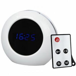 pazari4all.gr-Κάμερα Ρολόι Γραφείου Κρυφή Με Ανιχνευτή Κίνησης