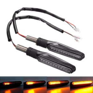 pazari4all.gr-Φλάς μηχανής 15 SMD LED σετ 2 τεμ OEM