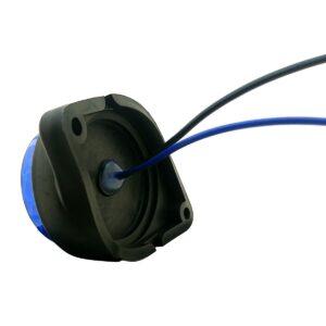 Πλευρικό φως όγκου LED 12/24V για αυτοκίνητα και φορτηγά 8 SMD μπλε OEM