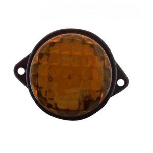 pazari4all-Πλευρικό φως όγκου LED 12/24V για αυτοκίνητα και φορτηγά 8 SMD πορτοκαλί - OEM