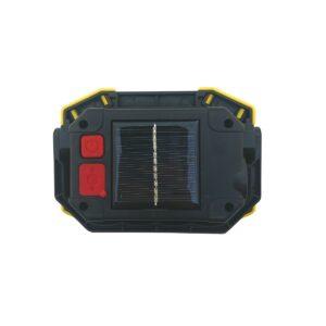 pazari4all.gr-LED Ηλιακός φορητός προβολέας εργασίας 2 COB & πλαϊνός φακός T-917A OEM