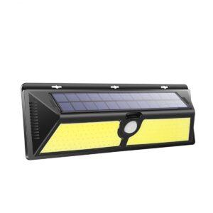pazari4all.gr-LED Εξωτερικού χώρου solar με ηλιακό panel και αισθητήρα κίνησης 6000K OEM