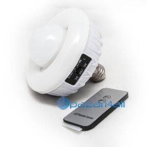 pazari4all.gr-Επαναφορτιζόμενη λάμπα επείγουσας ανάγκης LED SMD με τηλεχειριστήριο YJ-9816
