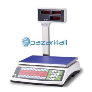 pazari4all.gr-Ηλεκτρονική ζυγαριά με οθόνη LED και χωρητικότητα 50kg