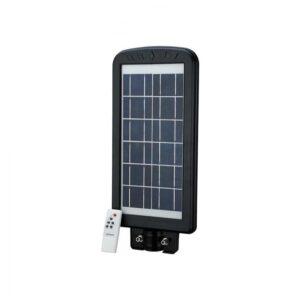 pazari4all.gr-Ηλιακό Φωτιστικό LED Δρόμου, Αδιάβροχο, Αυτόνομο 40W με ενσωματωμένο φωτοβολταϊκό πάνελ, Timer, Ανιχνευτή κίνησης, Αισθητήρα Φωτός και Τηλεχειριστήριο