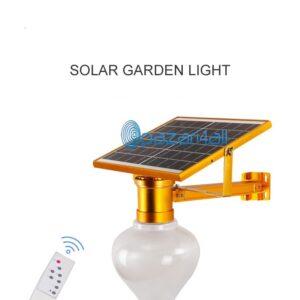 pazari4all.gr-Ηλιακό φωτιστικό 15W με φωτοβολταϊκό πάνελ, τηλεκοντρόλ και χρονοδιακόπτη JD-9909