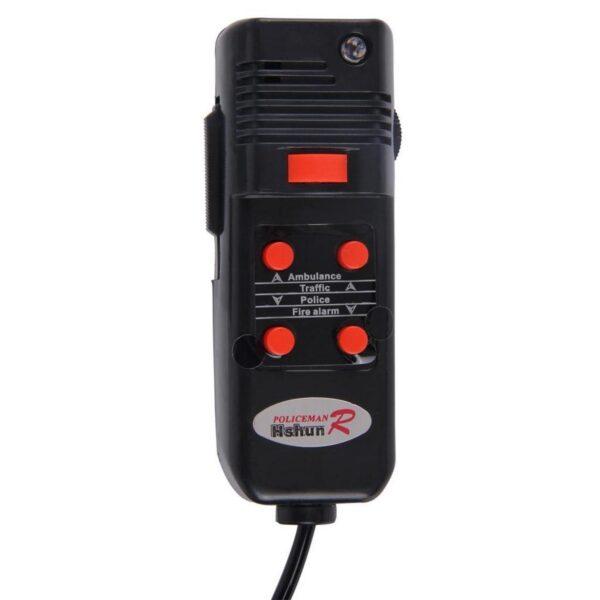 pazari4all.gr-Ηλεκτρική Σειρήνα Αυτοκινήτου /Τηλεβόας /Ντουντούκα / Κόρνα 5 τόνων 12V 100 Watt OEM
