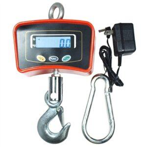 pazari4all.gr-Κρεμαστή ηλεκτρονική επαγγελματική ζυγαριά 500kg