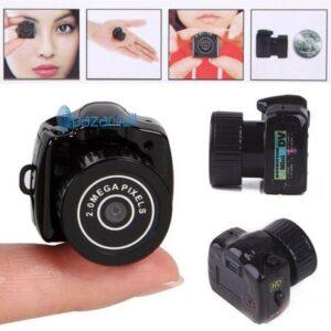 pazari4all.gr-Mini Βιντεοκάμερα Camcorder – Tiny DV Action & Spy Camera Υ2000