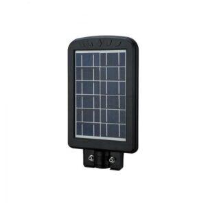 pazari4all.gr-Ηλιακό Φωτιστικό LED Δρόμου, Αδιάβροχο, Αυτόνομο 20W με ενσωματωμένο φωτοβολταϊκό πάνελ, Timer, Ανιχνευτή κίνησης, Αισθητήρα Φωτός και Τηλεχειριστήριο