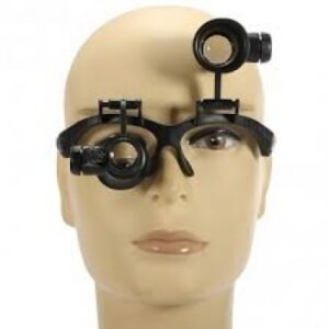 pazari4all.gr-Μεγεθυντικός φακός κεφαλής γυαλιά 10-25x No. 9892G ΟΕΜ