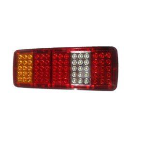 pazari4all.gr-Φανάρι φορτηγού πίσω LED (4 λειτουργιών) 24V - OEM
