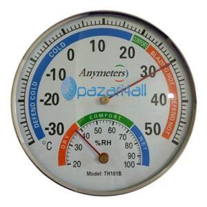 pazari4all.gr-Αναλογικό Θερμόμετρο – Υγρόμετρο OEM