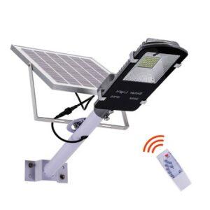 pazari4all.gr-Ηλιακός προβολέας δρόμου -Solar street light JD-650 50W