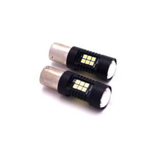 pazari4all.gr-Διπολικές Λάμπες LED 21 smd 6500k 1157 5w 2τμχ full canbus