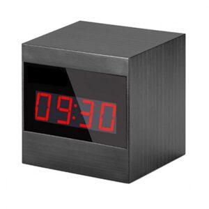 pazari4all.gr-Επιτραπέζιο Ρολόι Κρυφή Κάμερα WiFi με Ανίχνευση Κίνησης A10-1-OEM