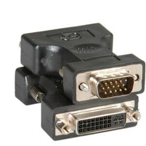 pazari4all.gr-Adaptor DVI Θηλυκό σε VGA Αρσενικό ΟΕΜ