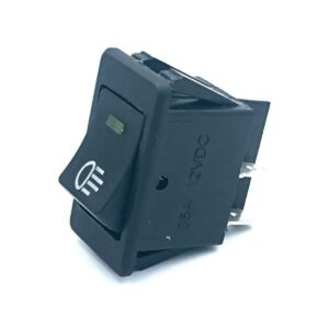 pazari4all.gr-Διακόπτης On-Off 4 pin αδιάβροχος 12V/35A με φωτισμό