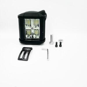 pazari4all.gr-LED προβολέας 12-24V 48w μεταλλικός ΟΕΜ