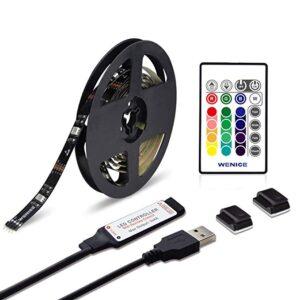 pazari4all.gr-LED ταινία-strip USB 3m RGB αδιάβροχη σιλικόνης με ταινία διπλής όψεως OEM