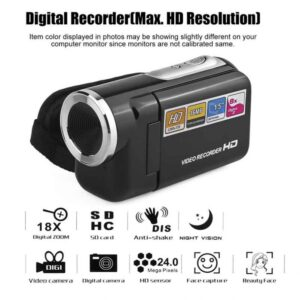 pazari4all.gr- Φορητή Βιντεοκάμερα HD 1.5 ιντσών ΟΕΜ