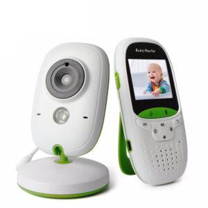 pazari4all.gr-Ασύρματο Baby monitor 2″ με νανουρίσματα και κάμερα νυχτός VB602 ΟΕΜ