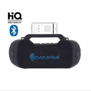 pazari4all.gr-Ασύρματο Bluetooth Ηχείο - Βάση Κινητού με USB, Micro SD, AUX, FM Radio - Wireless Speaker