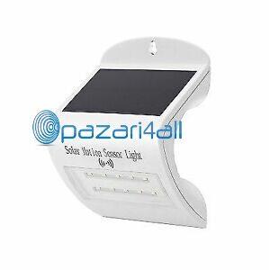pazari4all.gr- τοίχου με φωτοβολταϊκό LED και ανιχνευτή κίνησης