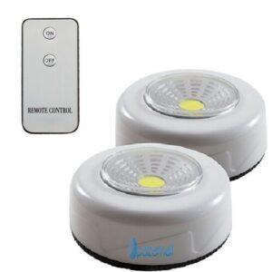 pazari4all.gr-Ασύρματοι Λαμπτήρες Ultra Bright COB