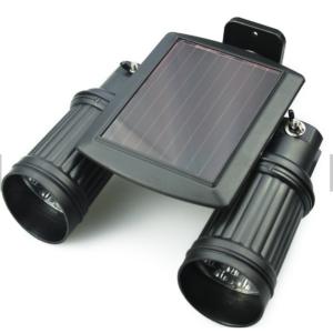 pazari4all-Ηλιακός διπλός προβολέας με ανίχνευση κίνησης.
