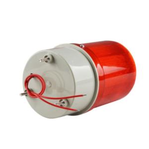 Περιστρεφόμενος φάρος LED 24V κόκκινος-pazari4all.gr1