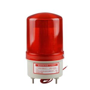 Περιστρεφόμενος φάρος LED 24V κόκκινος-pazari4all.gr