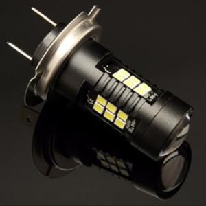 pazari4all.gr-Ζευγάρι Λάμπες 12V 10W H7 1200lm 6500k 21SMD LED