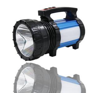 pazari4all.gr-Ισχυρός φακός χειρός LED Bb006 με φωτισμό μέχρι 500 μέτρα