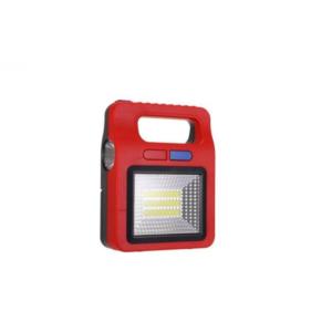 LED Ηλιακός φακός strobe με βάση στήριξης και χερούλι-pazari4all (3)