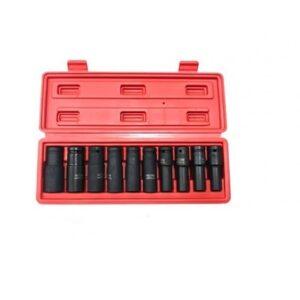 """pazari4all.gr-MLG 10PCS 1/2 """"10-24mm σετ βύσματος βαθιάς υποδοχής με 10pcs"""