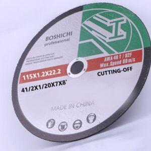 pazari4all.gr-Δίσκος τροχού κοψίματος Boshichi Professional