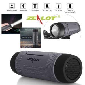 pazari4all.gr-Zealot ηχείο Bluetooth