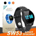 pazari4all.gr-SW53 Smart ρολόι για Apple & Android κινητά