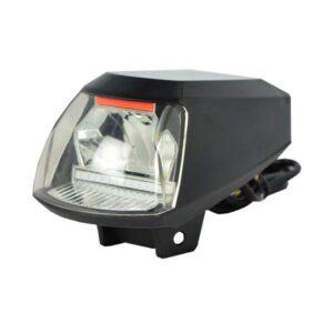 Αδιάβροχος προβολέας μοτοσυκλέτας 20W 12V LED COB με USB-pazari4all (2)