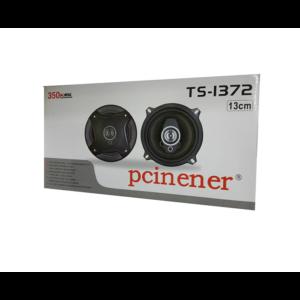 Pcinener Ηχεία Αυτοκινήτου 13εκ 350Watt TS-1372