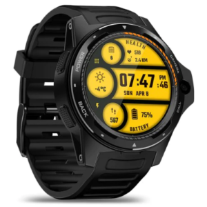 pazari4all.gr-Zeblaze THOR 5 διπλό σύστημα 1.39 ιντσών AOMLED οθόνης Smart Watch τηλέφωνο