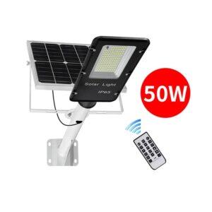 pazari4all.gr-Ηλιακό πάνελ φωτισμού δρόμου 50W με έξοδο φωτισμού