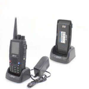 pazari4all.gr-Πομποδέκτης με ραδιόφωνο KT-8R 4band εξωτερική ενδοεπικοινωνία και έγχρωμη οθόνη 5W