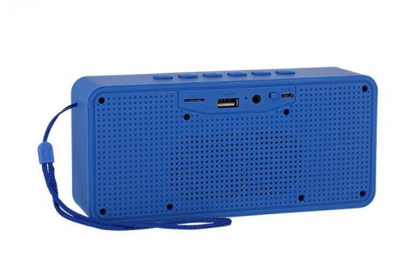 pazari4all.gr-Ηχείο 325BT TF / USB / AUX / V8 / FM 1200 mAh